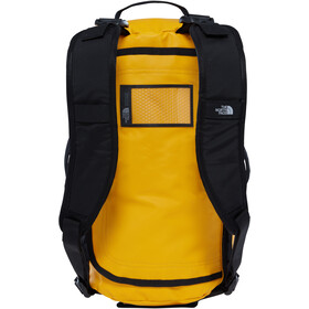 The North Face Base Camp Duffelilaukku XS, summit gold/tnf black